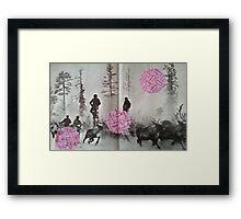 Svenks Vs. Murbar #7 Framed Print