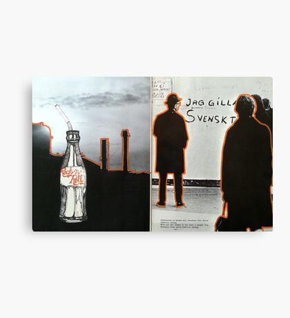 Svenks Vs. Murbar #7 Canvas Print