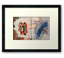 Svenks Vs. Murbar #8 Framed Print