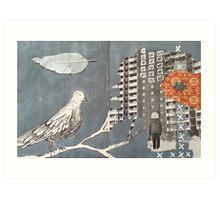 Svenks Vs. Murbar #11 Art Print