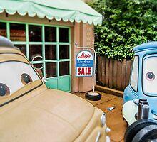 Cars Garage by FelipeLodi