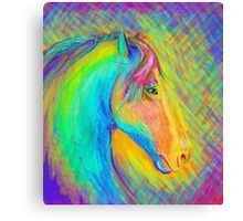 Horse painting 3 Canvas Print