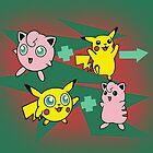 Pokemistry by sashaphanes