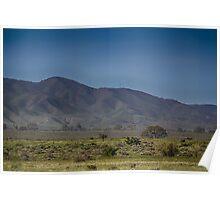 Flinders Range Poster