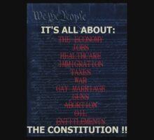 It's all about The Constitution!! by ScottKoeneman