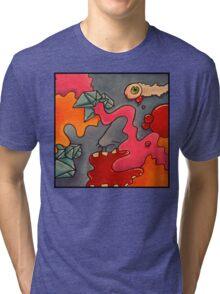 Melt!! Tri-blend T-Shirt