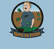 King of the Hill Inspired - Bobby Hill Self-Defense - That's My Purse - Bobby Hill Parody T-Shirt