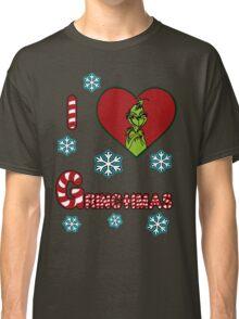 Merry Merry Grinchmas Classic T-Shirt