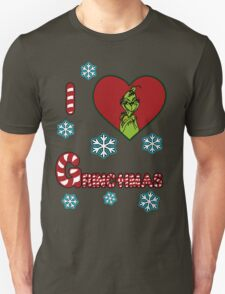 Merry Merry Grinchmas T-Shirt
