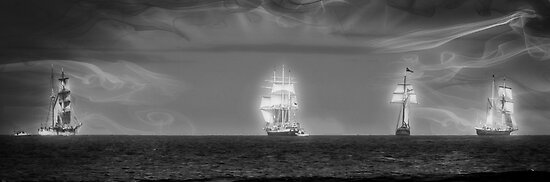"""Ghost Ships"" by Phil Thomson IPA"