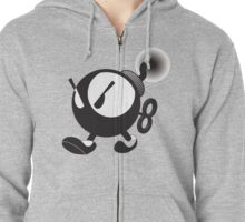 Bob-omb the First Zipped Hoodie