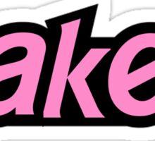 B@K3D Sticker