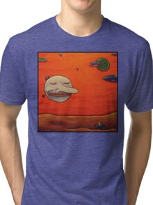 happy orb Tri-blend T-Shirt