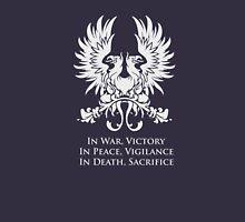 In War, Victory (White) Unisex T-Shirt