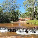 Isabella Falls by dozzam