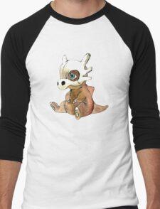 cubone  Men's Baseball ¾ T-Shirt