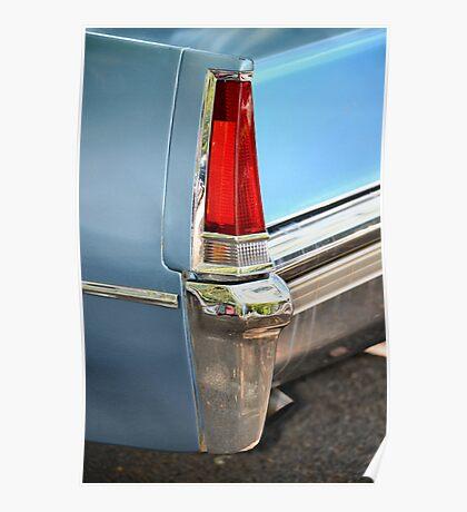 1969 Cadillac Poster