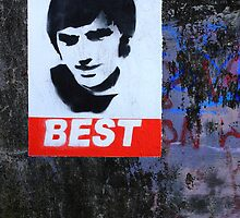 George Best 2 by Wrayzo