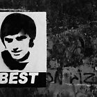 George Best Mono by Wrayzo