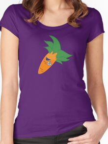 Son Karrot Women's Fitted Scoop T-Shirt