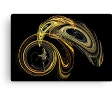 ⊰⊹ ♧ ✿ ABSTRACT-JOURNEY TO THE INNER CIRCLE⊰⊹ ♧ ✿ Canvas Print