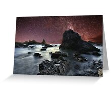 Wonders of the Night Greeting Card
