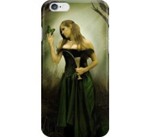 May the wings of a butterfly... iPhone Case/Skin
