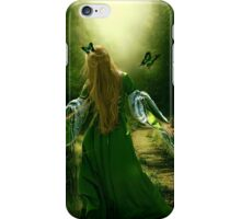 Don't Ever Look Back... iPhone Case/Skin