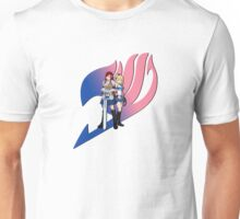 Fariy Tail Anime Erza & Lucy  Unisex T-Shirt