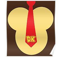 DK tie Poster