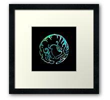 Tiger zodiac  Framed Print