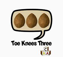 Introducing Toe Knees Advisory Unisex T-Shirt