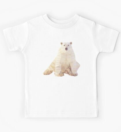Lazy Bear Kids Tee