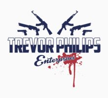 Trevor Philips Enterprises - GTA V T-Shirt