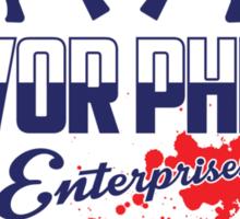 Trevor Philips Enterprises - GTA V Sticker