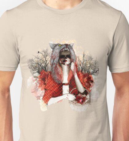 My Little Red Riding Hood.... Unisex T-Shirt