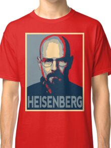 Obamized Mr Heisenberg (Red) Classic T-Shirt