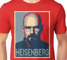 Obamized Mr Heisenberg (Red) Unisex T-Shirt