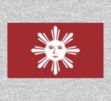 Tagalog People Flag by cadellin