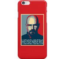 Obamized Mr Heisenberg (Red) iPhone Case/Skin