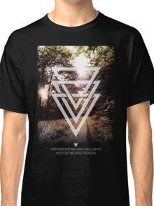 Mystic Forrest  Classic T-Shirt