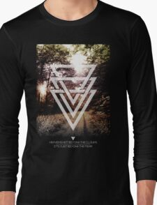 Mystic Forrest  Long Sleeve T-Shirt