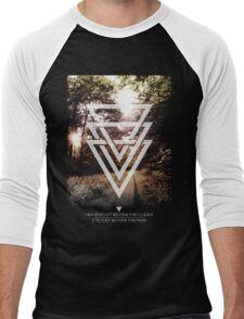Mystic Forrest  Men's Baseball ¾ T-Shirt