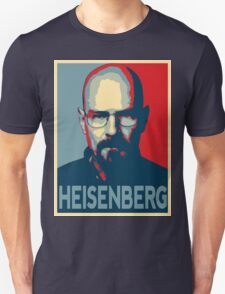 Obamized Mr Heisenberg (Blue) T-Shirt