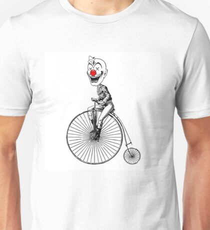 clown on a bike T-Shirt