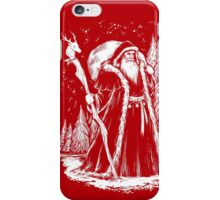 Saint Nicholas iPhone Case/Skin