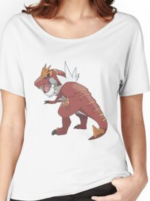 Tyrantrum Women's Relaxed Fit T-Shirt