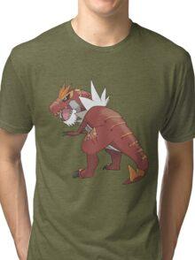 Tyrantrum Tri-blend T-Shirt