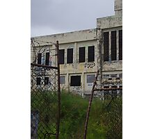 Derelict Power Station Photographic Print