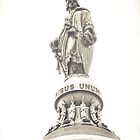 statue of freedom by A.R. Williams